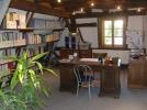 Büro und Bibliothek