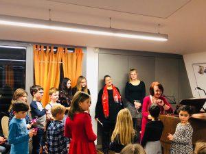 Schülervorspiel Karin Brandt Weissach